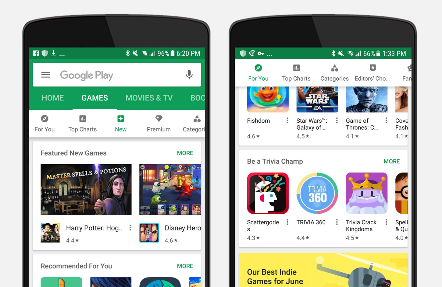 88% of Google Play Game Downloads Come From Search and Browse, 8
