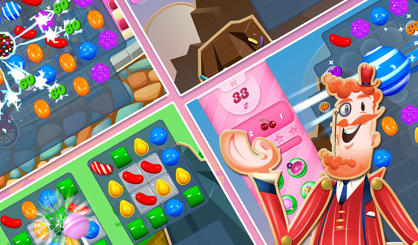 Candy Crush Revenue Q2 2018 screenshot