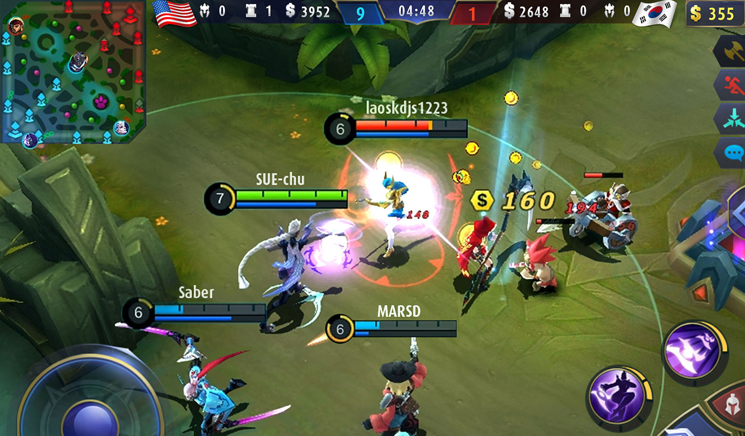 Mobile Legends Revenue screenshot