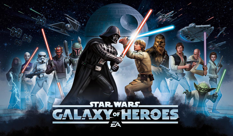 Star Wars Galaxy of Heroes Revenue