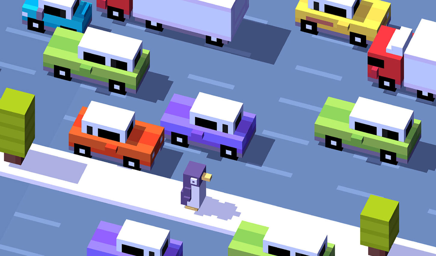 Crossy Road Revenue