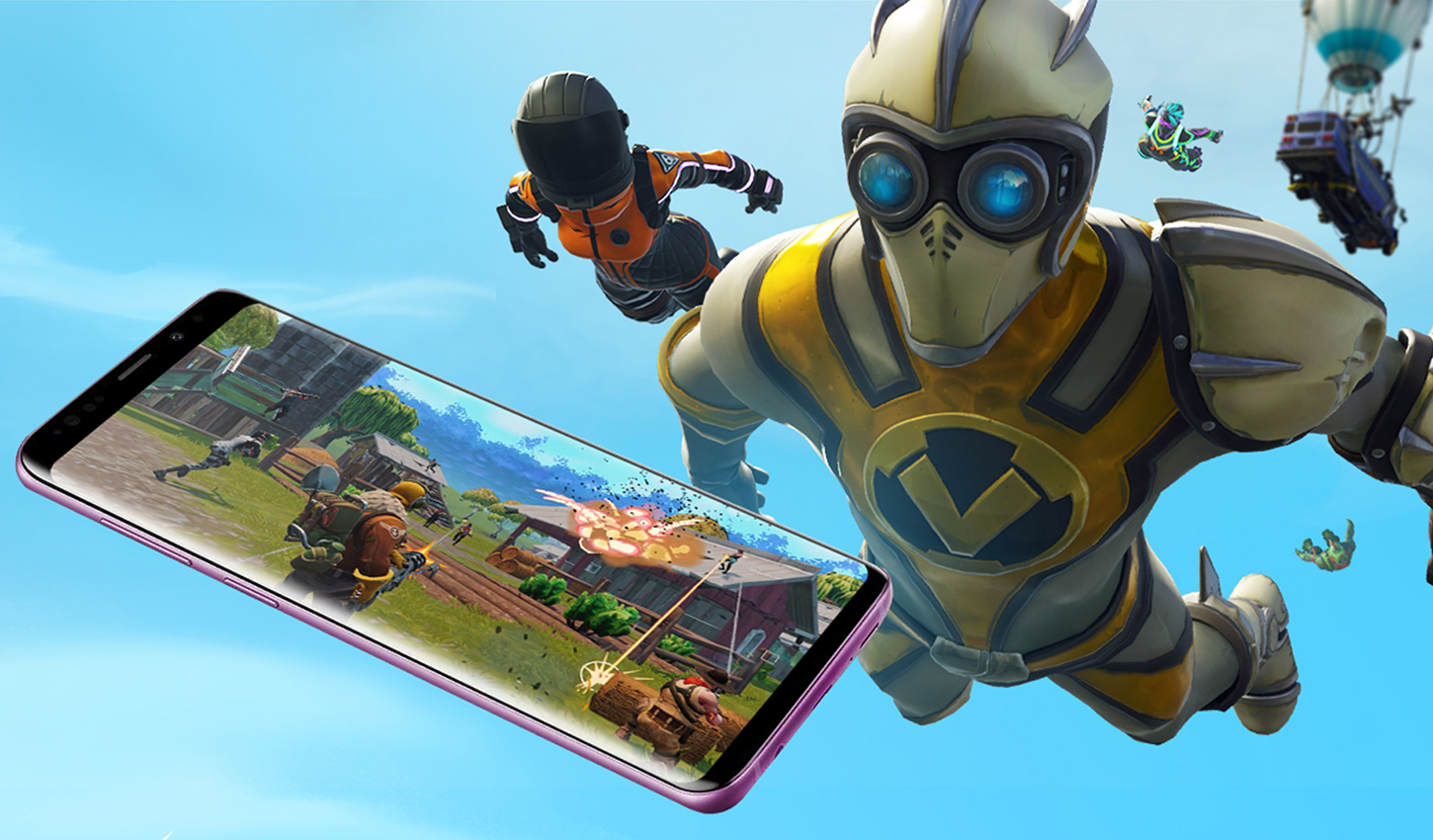 Fortnite Revenue Google Play