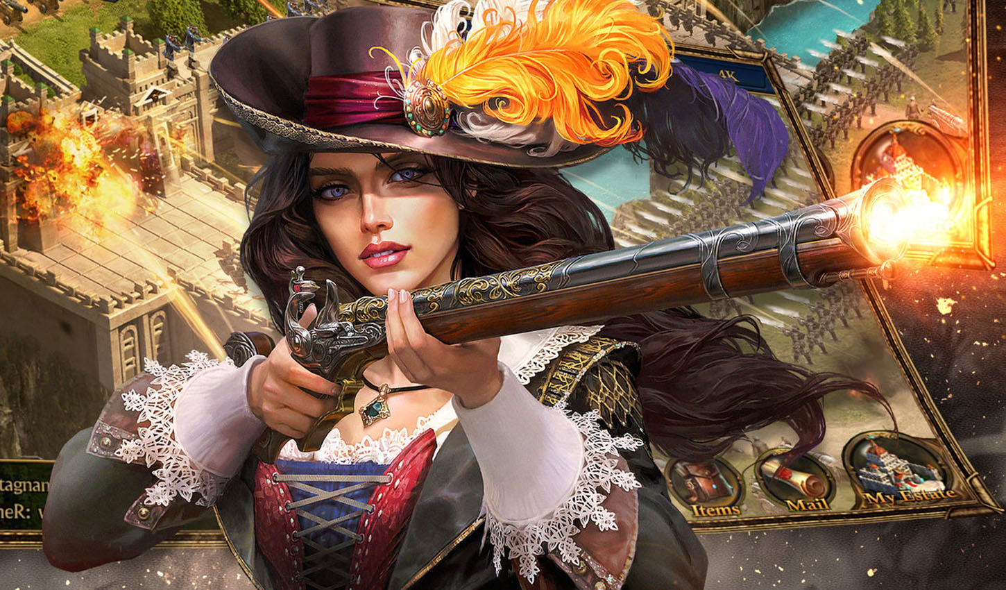 Guns of Glory Revenue Shoots Past $215 Million in Its First Year