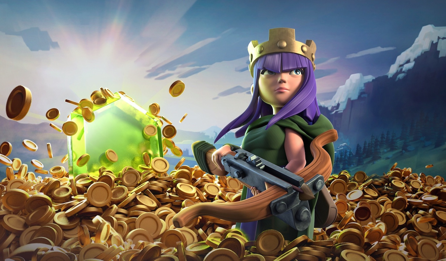 Clash of Clans Earns $27 Million in One Week as Revenue Grows 145%  Following Season Pass Debut