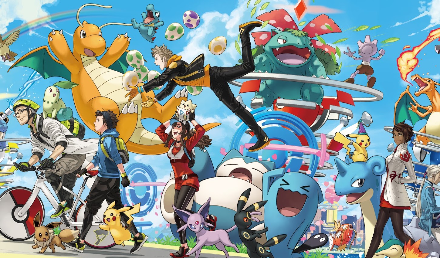 Pokémon Go September Revenue