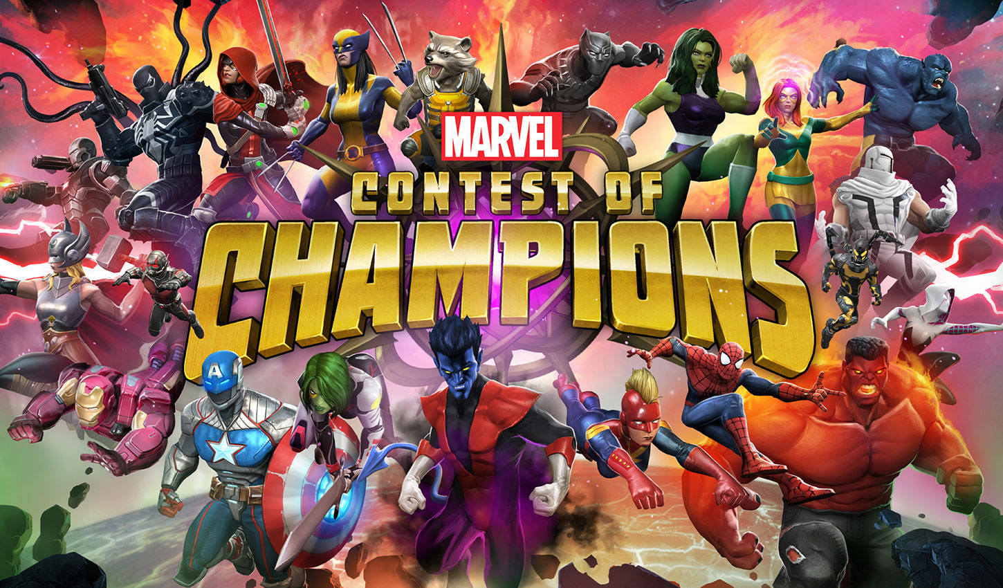 Marvel Contest of Champions Revenue Cyber Monday 2018