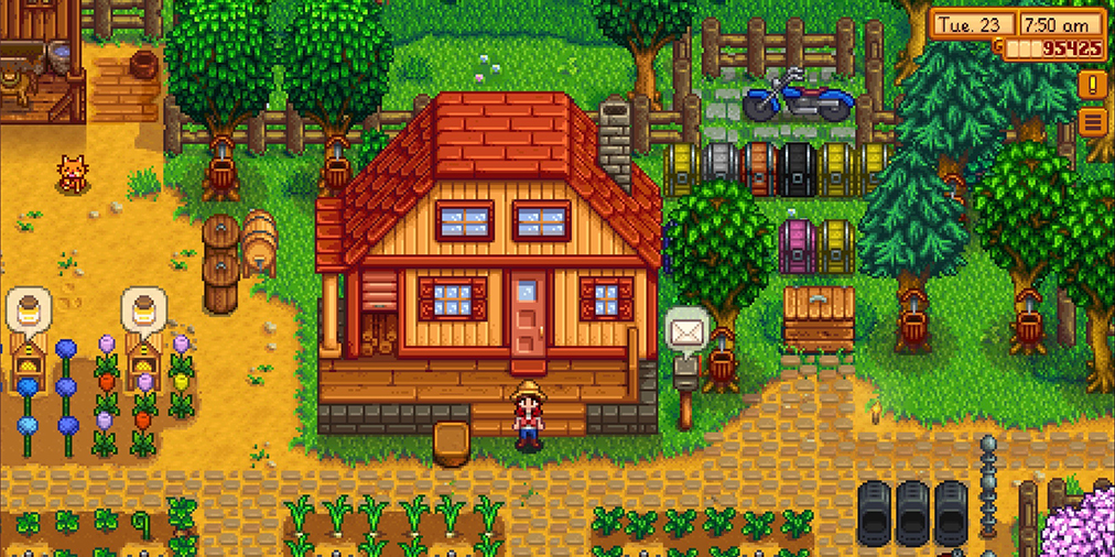 Stardew Valley Revenue On Mobile Grows To 1 Million In Three Weeks