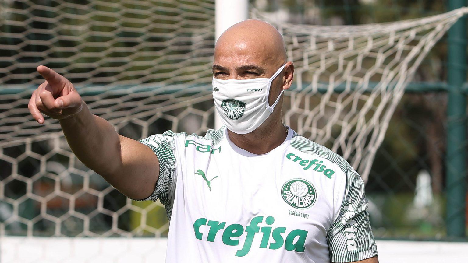 Rogério Godoy é o novo preparador de goleiros do Palmeiras