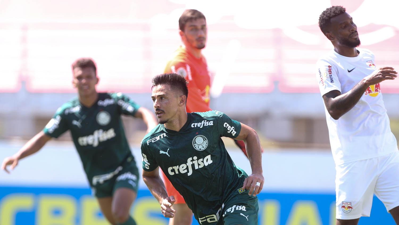 Com Gols No Segundo Tempo Palmeiras Vence Bragantino De Virada E Emplaca 12º Jogo Invicto Palmeiras