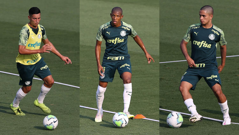 Renan Danilo E Gabriel Silva Sao Inscritos Pelo Palmeiras Na Libertadores Veja Lista Completa Palmeiras