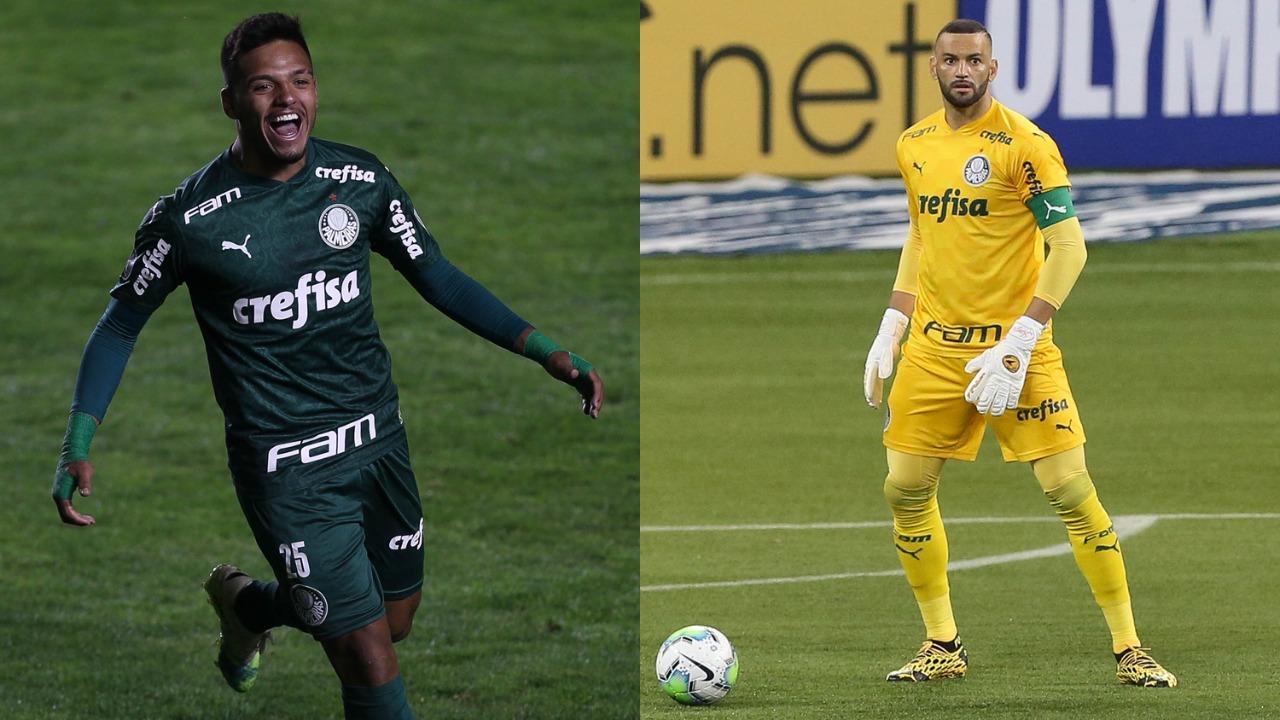 Weverton Palmeiras