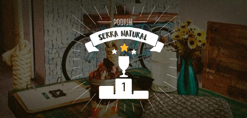 Podium Serra Natural