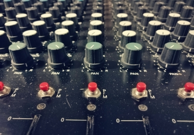 Mixing Your Music - Online Service