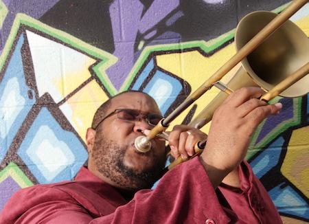 Horn Section Parts (Trombone)
