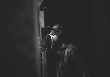 Pro Male Vocals from a Pop/EDM/Folk slaying machine! Lead, Harmony, Background, Ad libs