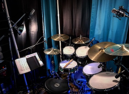 Session Drummer, Any Style, Previous Ringling Bros Circus and Showband. Professional drum tracks in your inbox,  includes one retrack/revision and up to 3 takes
