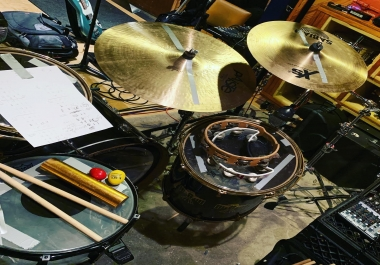 Nashville, TN/Studio Drums and Percussion tracks for Country, Pop, Gospel and full production