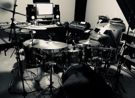 Sandler Live Drum Tracks