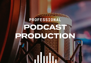 Get your podcast to compete with top shows!