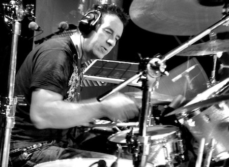 Get Jim Riley (Rascal Flatts/Nashville sessions) drumming on your project