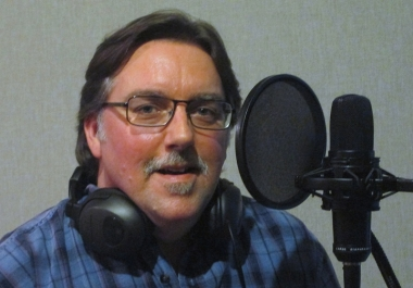 Voice for gaming, cartoons, narration, ads & promos