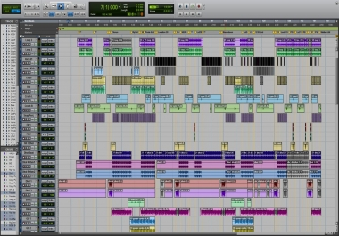 Mixing Services (20 Tracks)