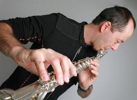 POWERFLUTE: Studio musician for over 200 ethnic wind instruments