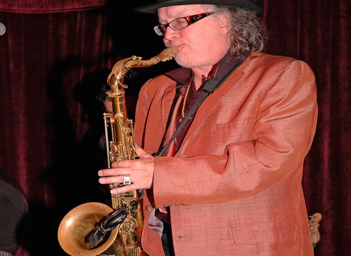Pro Saxophonist, Many major label credits, on Alto, Tenor, Soprano Sax