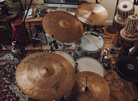 Bespoke Vintage Drum Tracks