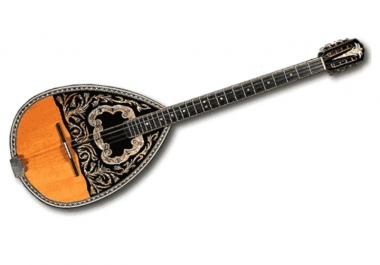"""I""""ll record Greek Bouzouki lead for your project!  (2 minutes length)"""