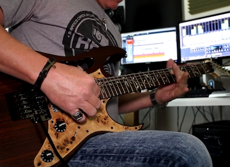 Glenn DeLaune Custom Guitar Tracks and Vocals in ANY STYLE of Music!!