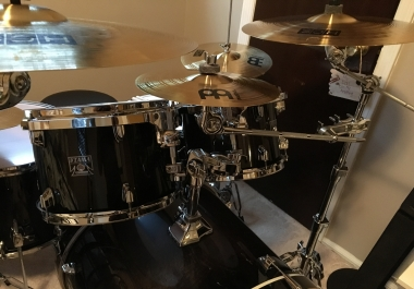 Tracking Drummer Available