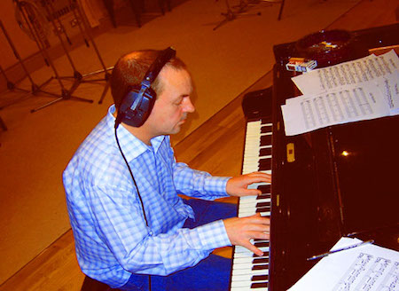 World class piano/keyboard tracks for your album. All styles.
