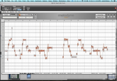 I Will Tune Vocals And Create Harmony In Melodyne