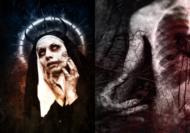 Album Cover Art/Graphic Design for Heavy Metal, Death Metal, Hard Rock, Punk Bands