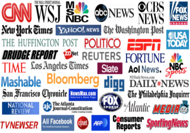 I will publish ur press release on Top Media Outlets ABC, FOX, CBS, NBC & much more
