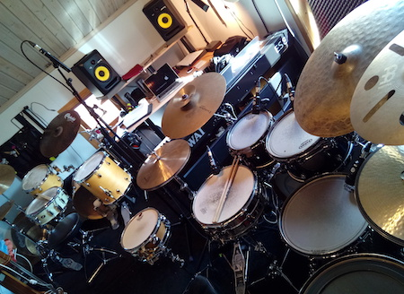 Drums for you track (Pop, Gospel, Jazz, Fusion, HipHop, Classical, etc)