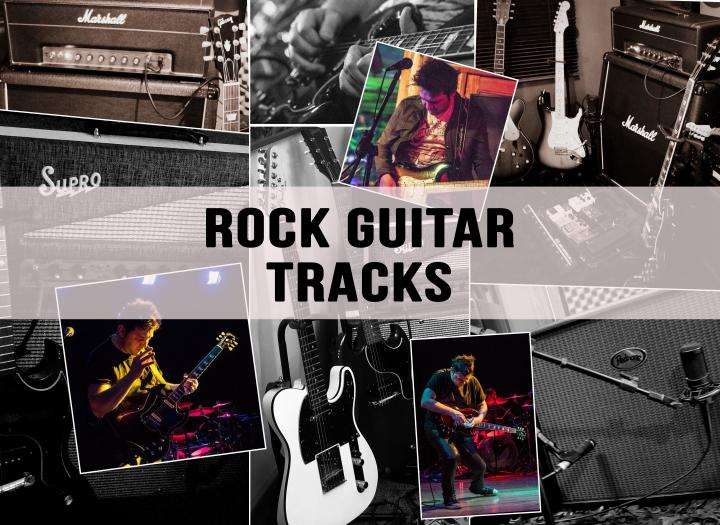 Rock Guitar Tracks