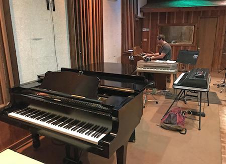 Hammond B3 Organ with Leslie Track