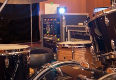 Studio Quality Drums