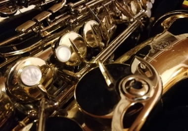 SAXOPHONE - UP TO 120 SECONDS - UNLIMITED REVISIONS