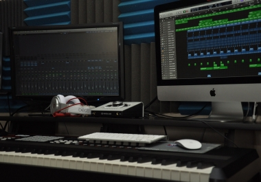 Mastering, Full Songs, Industry Quality. No Shortcuts.