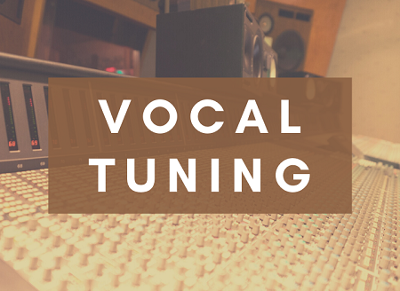 THE BEST VOCAL TUNING PACKAGE - Industry Standard / *RADIO-READY*