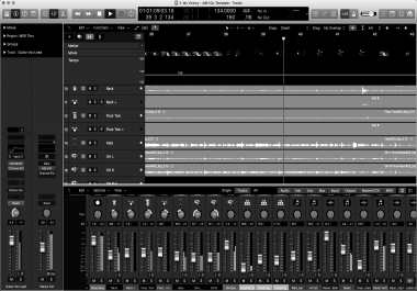 Demo Song Production and Mixing