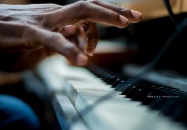 I Will Produce Original Music For You