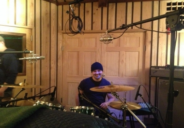 DRUMMCANDY - Recorded for Grammy Nominated artist - Drum Tracks with Drummer Tarik Ghiradella - Pop, Rock and Country