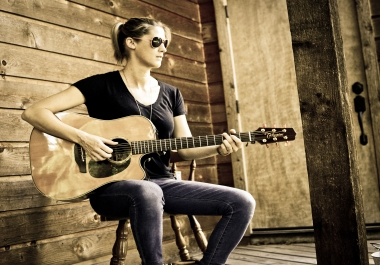 TAKAMINE Endorsed Artist - Custom Acoustic Guitar Parts for your song!