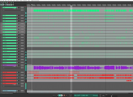 Full song mixed and mastered up to 100 tracks