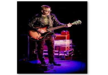 Acoustic, Electric or Resonator Slide Guitar