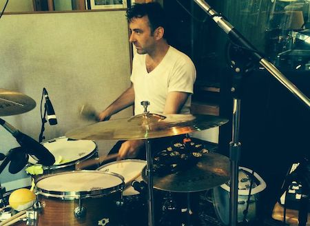Brian Griffin Drums and Percussion Recording